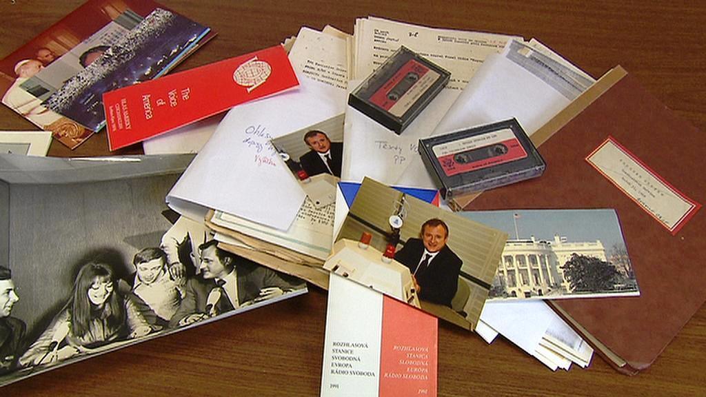 Sbírka Pavla Pecháčka