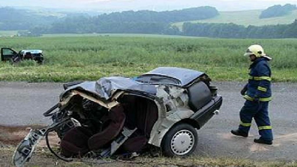 Zlomené auto