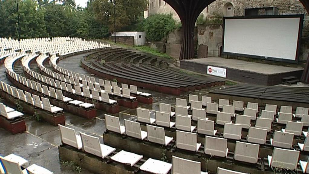 Letní kino v Olomouci