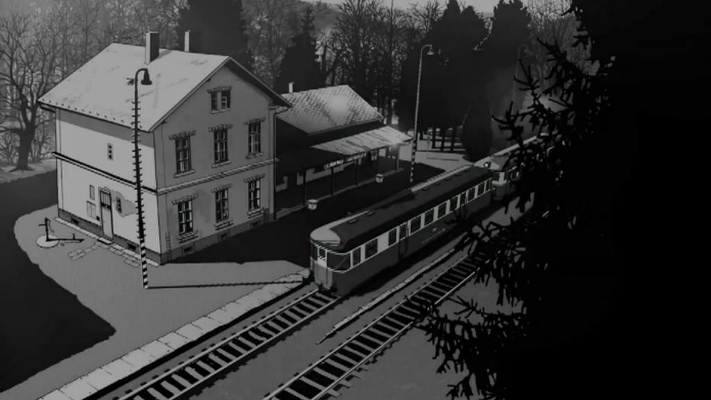 Železniční stanice Bílý Potok