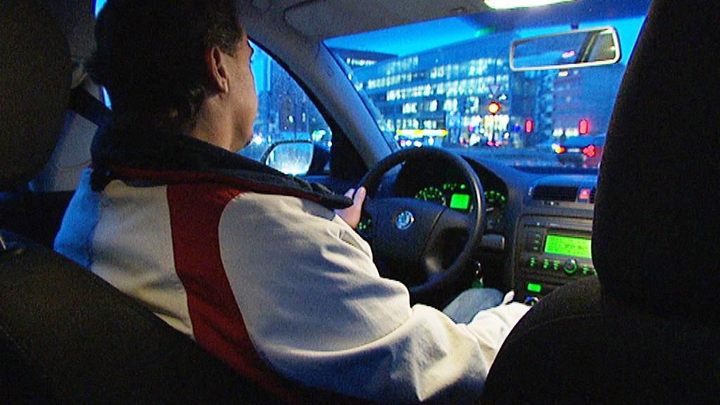 Řidič smluvní přepravy