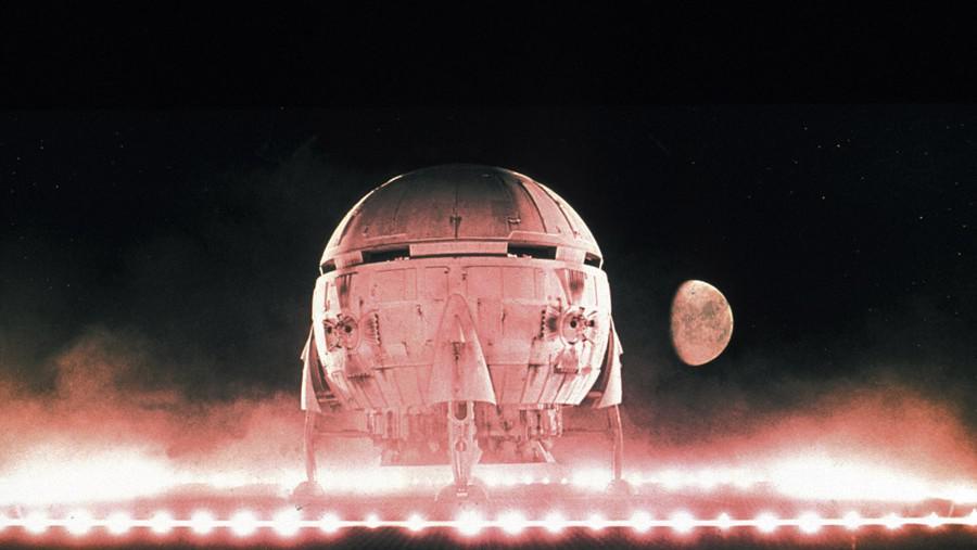 Stanley Kubrick  / 2001: Vesmírná Odysea