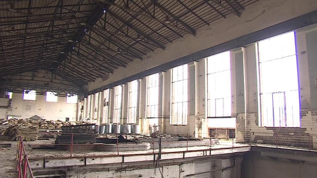 Historie elektrárny sahá do roku 1913