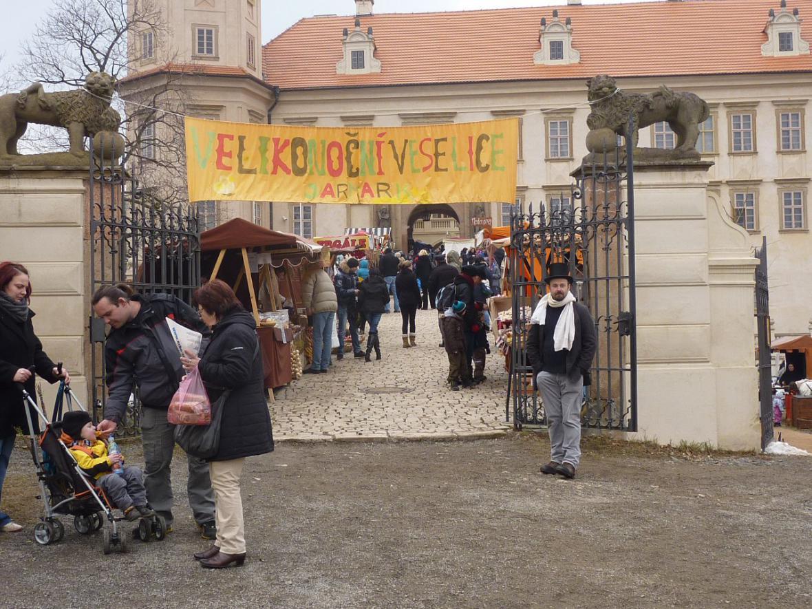Velikonoční veselice v Mníšku
