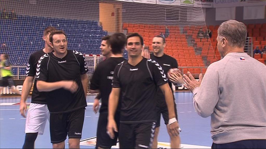 Klíčový zápas čeká házenkáře dnes od 17 hodin v Brně