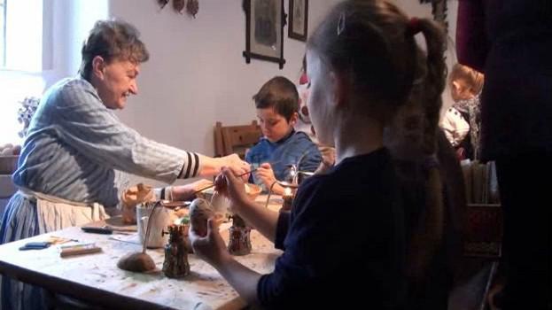 Velikonoční zvyky v Hornickém domečku