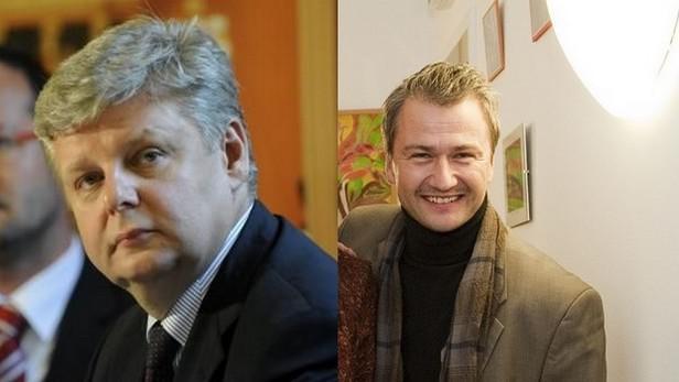 Vladimír Darjanin / Marek Vrabec