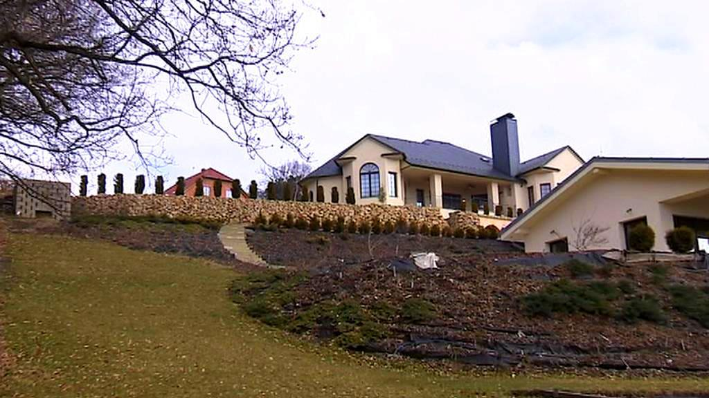 Dům Alexandra Nováka v Chomutově