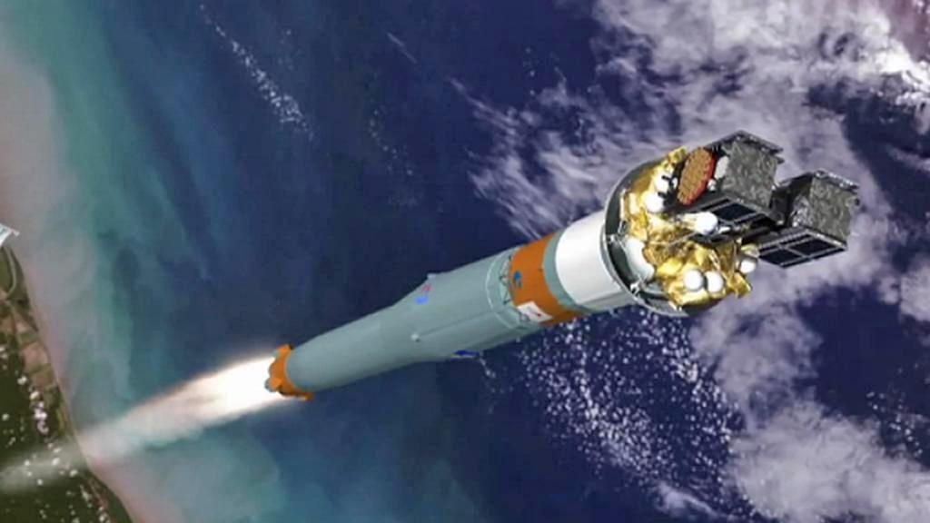 Sojuz vynáší dvě družice navigačního systému Galileo