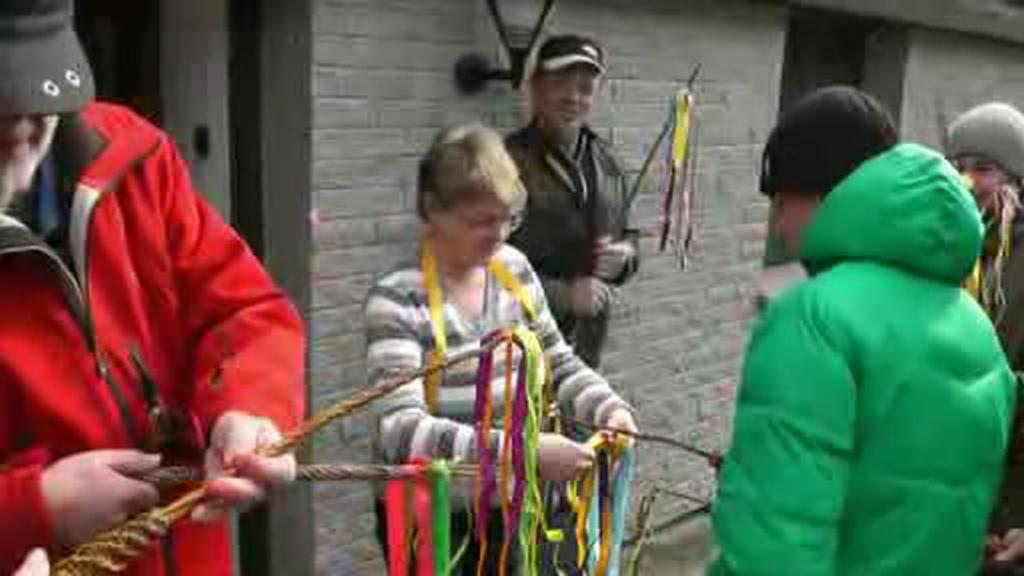 Velikonoční hodování v Kololeči