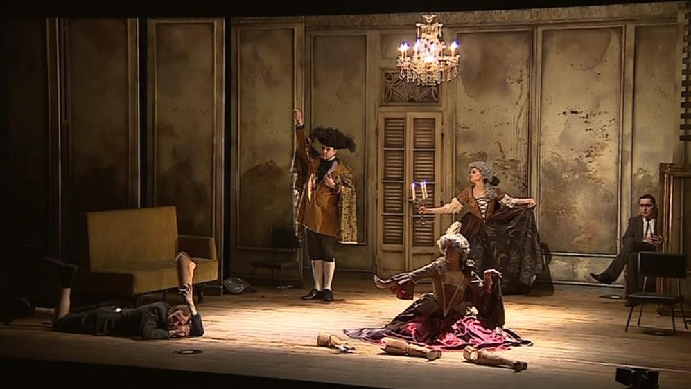 Divadelní hra Zlatá šedesátá nabídne i bohatou výpravu
