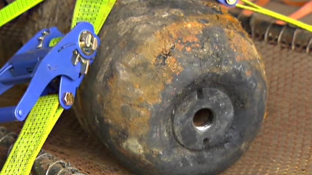 V Berlíně našli nevybuchlou ruskou bombu z druhé světové války