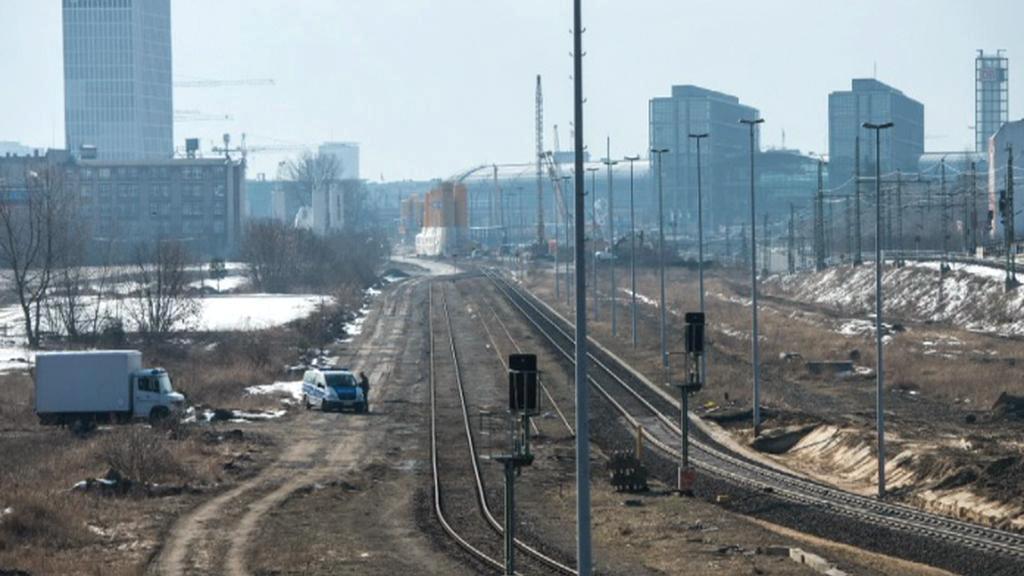 U berlínského nádraží byla nalezena bomba