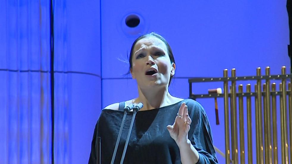 Tarja Turunenová kombinuje vážnou hudbu s metalem
