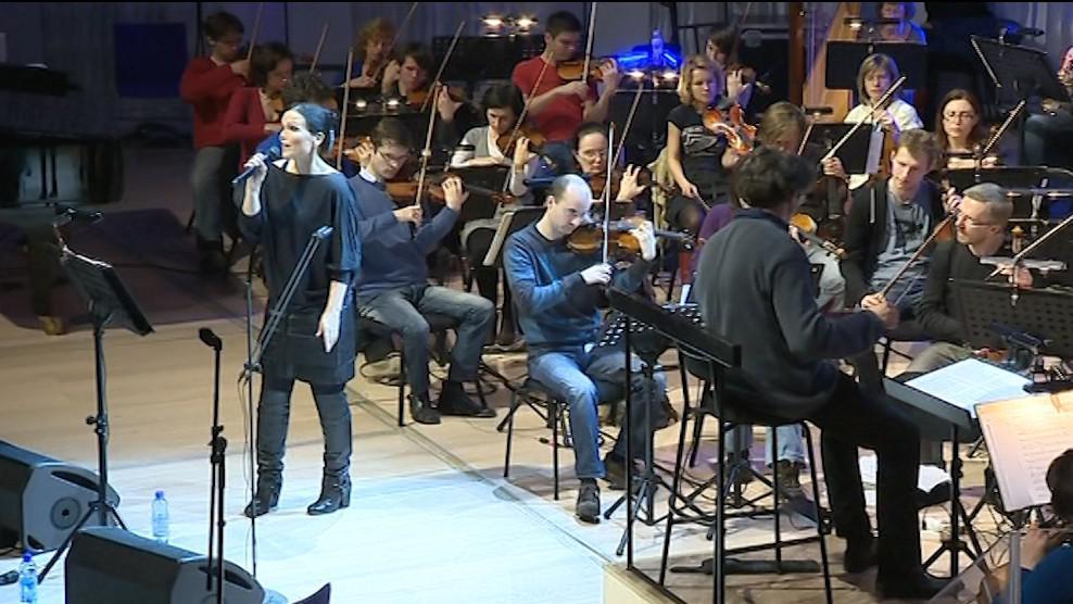 Se zpěvačkou vystoupí i zlínská filharmonie
