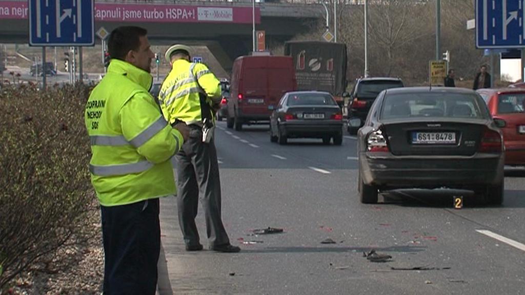 Nehoda, kterou způsobil lobbista Janoušek