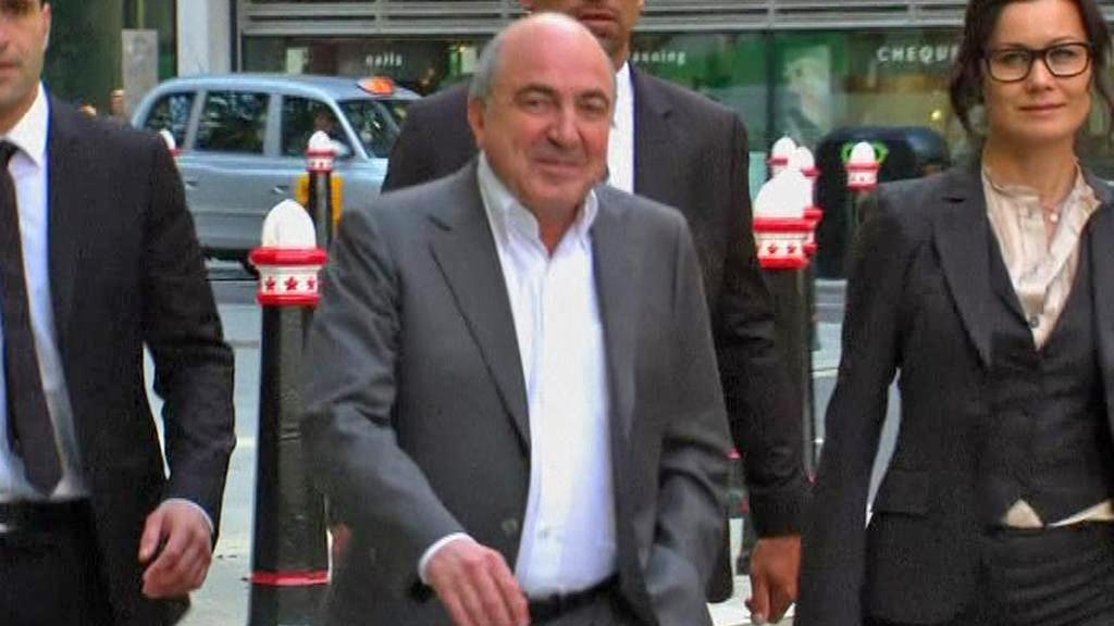 Boris Berezovskij