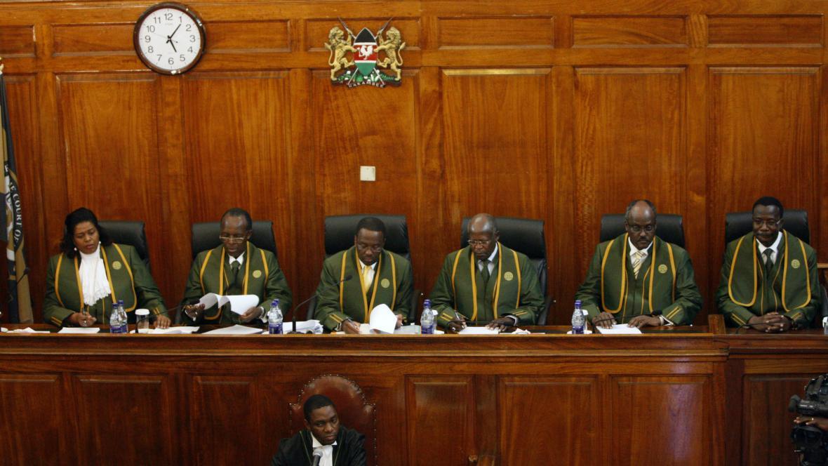 Keňský soud potvrdil platnost voleb