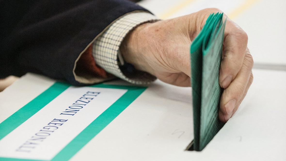 Italské parlamentní volby