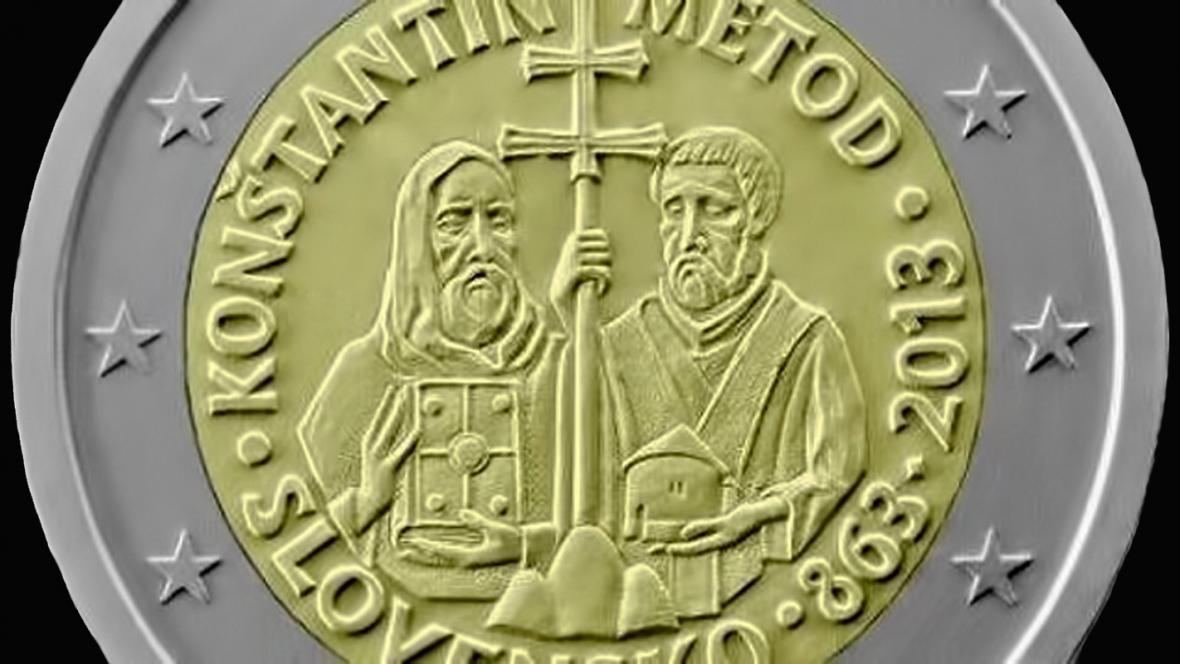 Cyril a Metoděj bez svatozáře