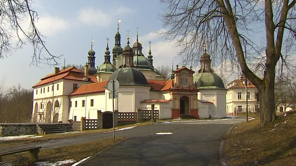 Kostel v Klokotech