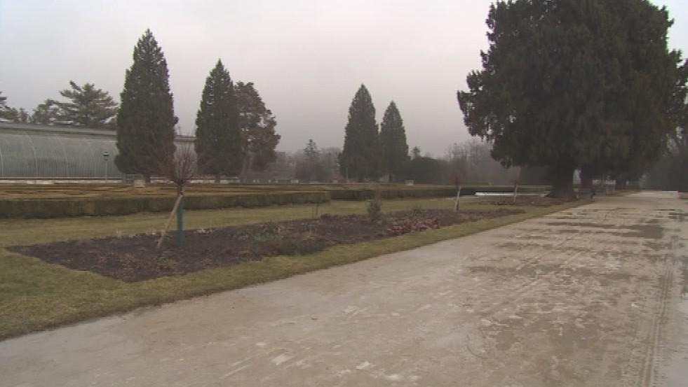 Vítání jara v lednickém parku letos kvůli počasí zrušili