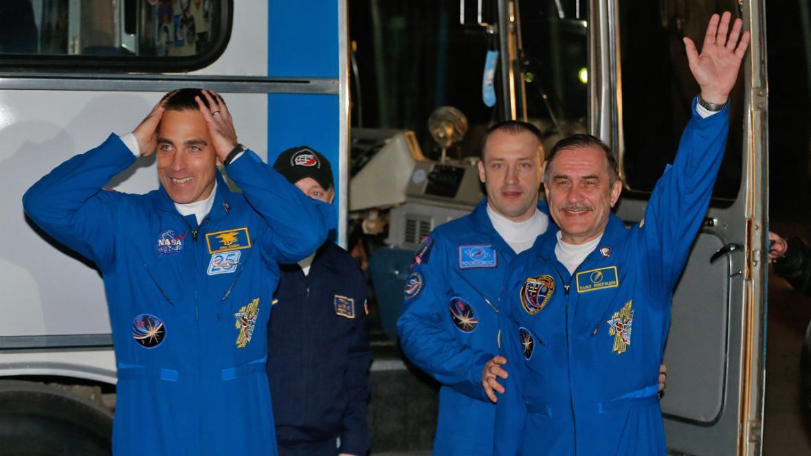 Posádka Sojuzu