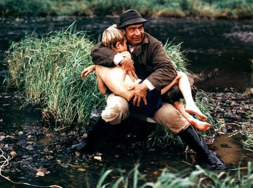 Snímek z filmu Zlatí úhoři