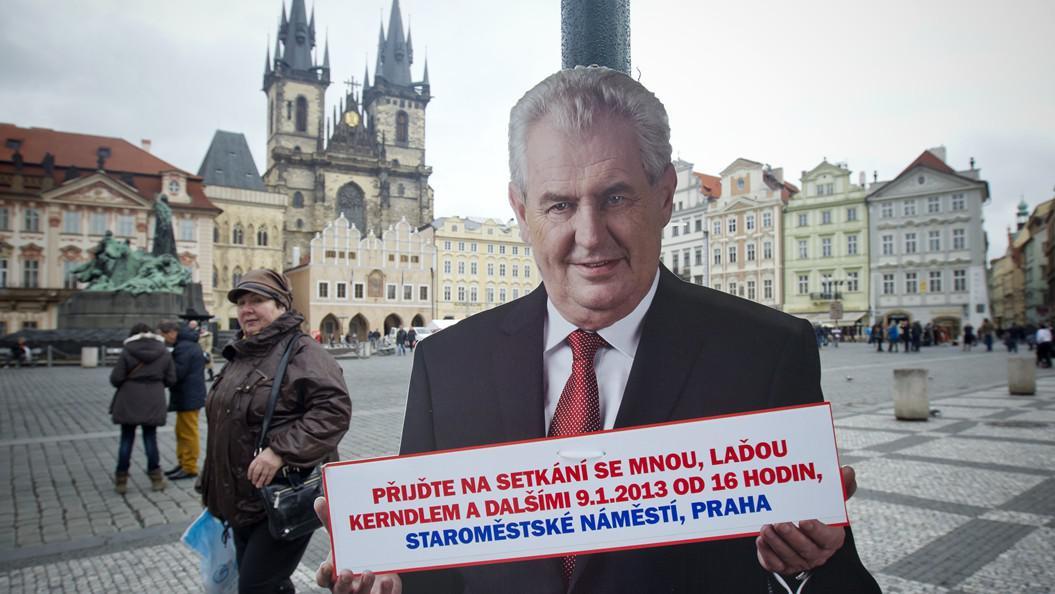 Zemanova kampaň