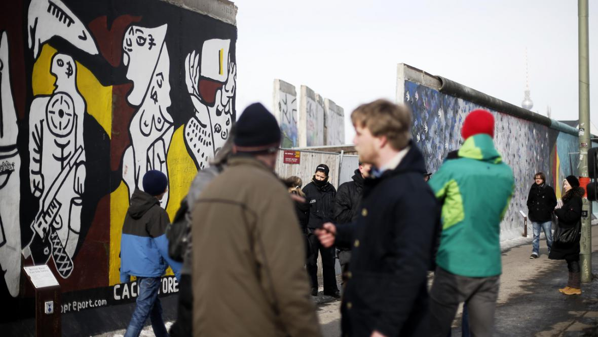 Demolice East Side Gallery