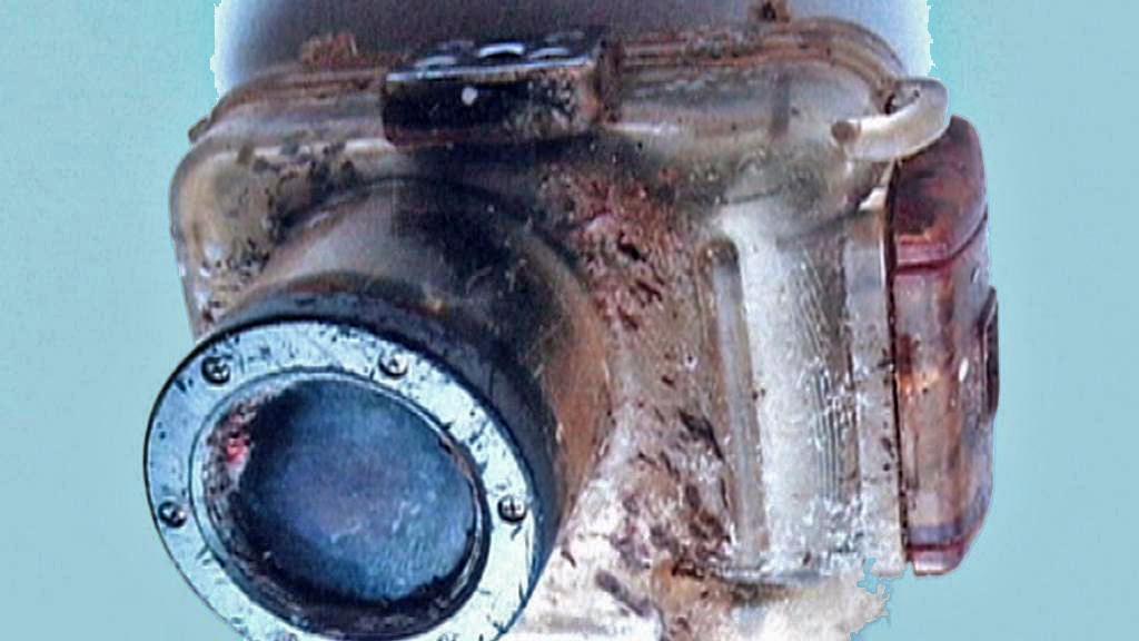 Fotoaparát Canon uplaval 9 tisíc kilometrů