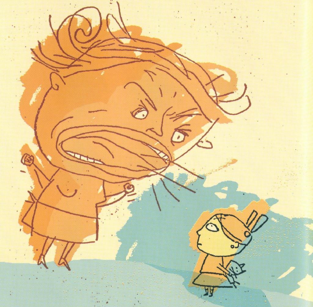 Ilustrace Marisol Misentové z knihy El Globo (2002)
