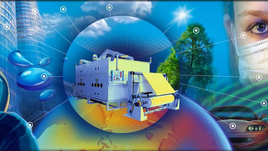 Stroj k výrobě nanovlákna