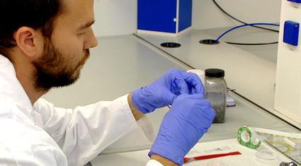Výzkum nanočástic