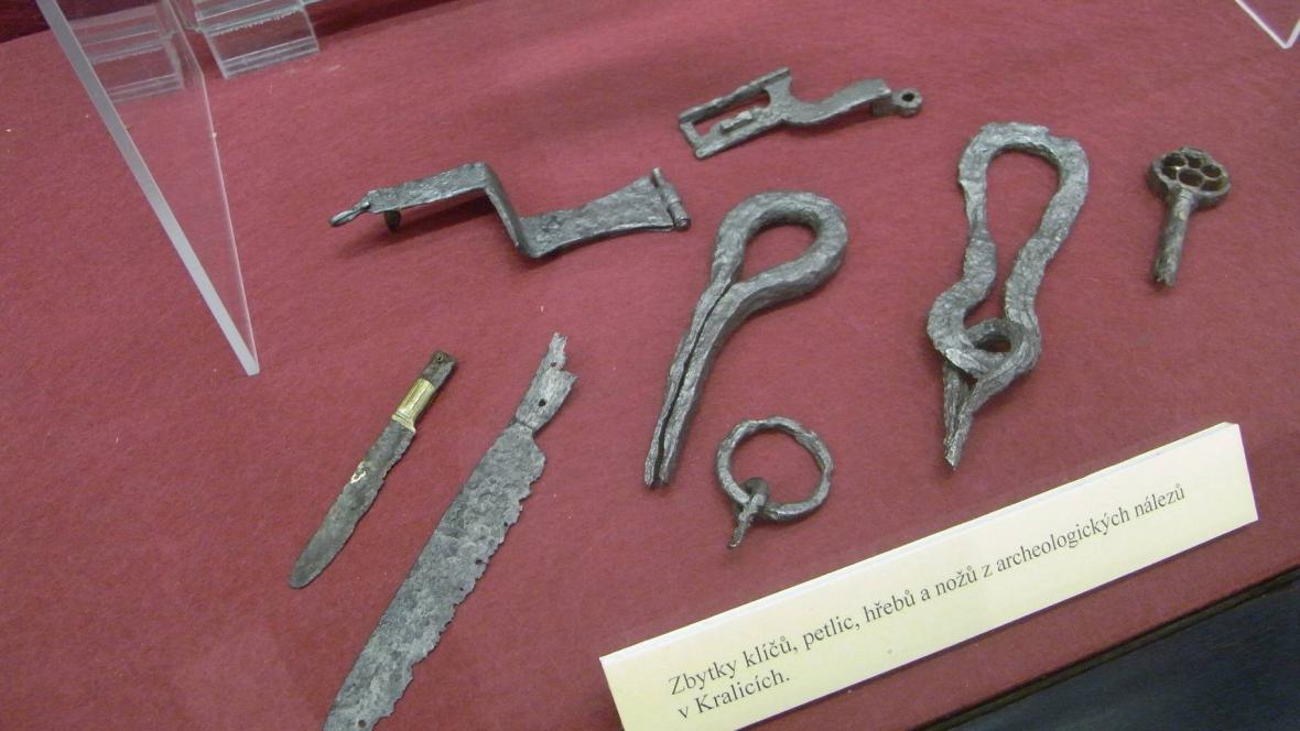 Archeologické nálezy z Kralic