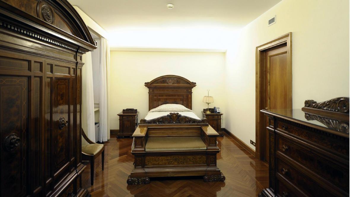 Papežský byt v Domě svaté Marty