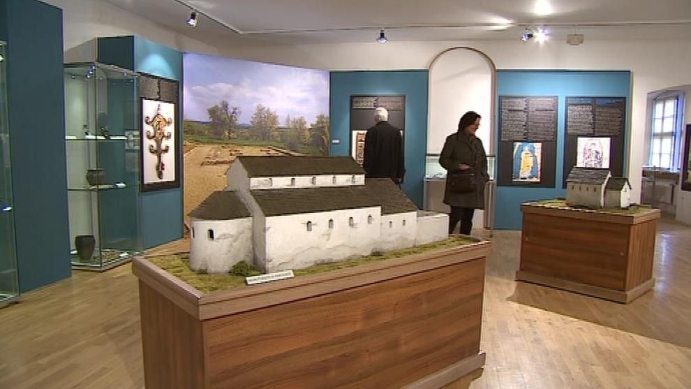 Výstava Cyril a Metoděj - doba, život, dílo