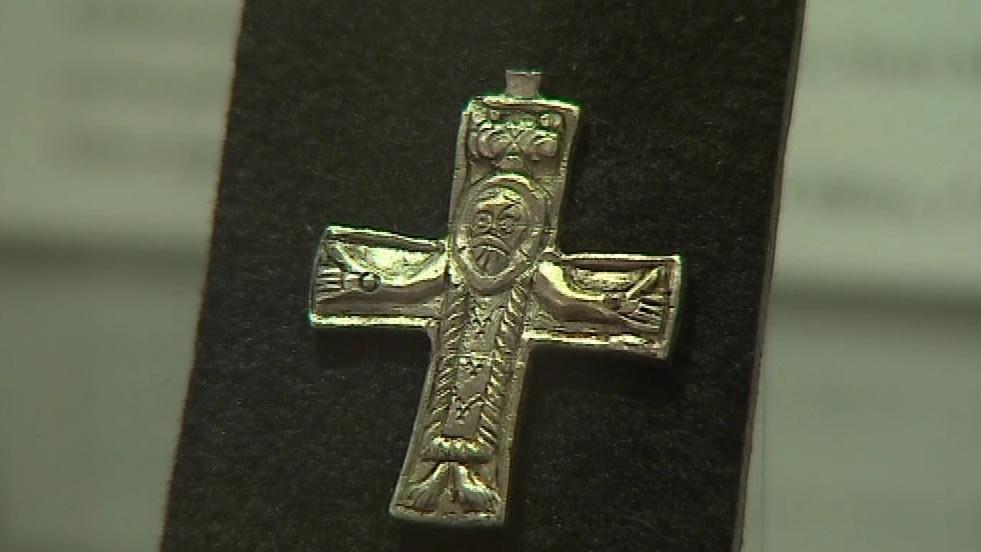 Vystavený křížek