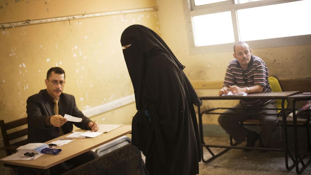 Egyptské volby