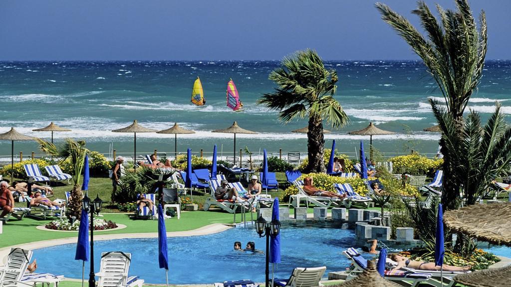 Dovolená na Kypru