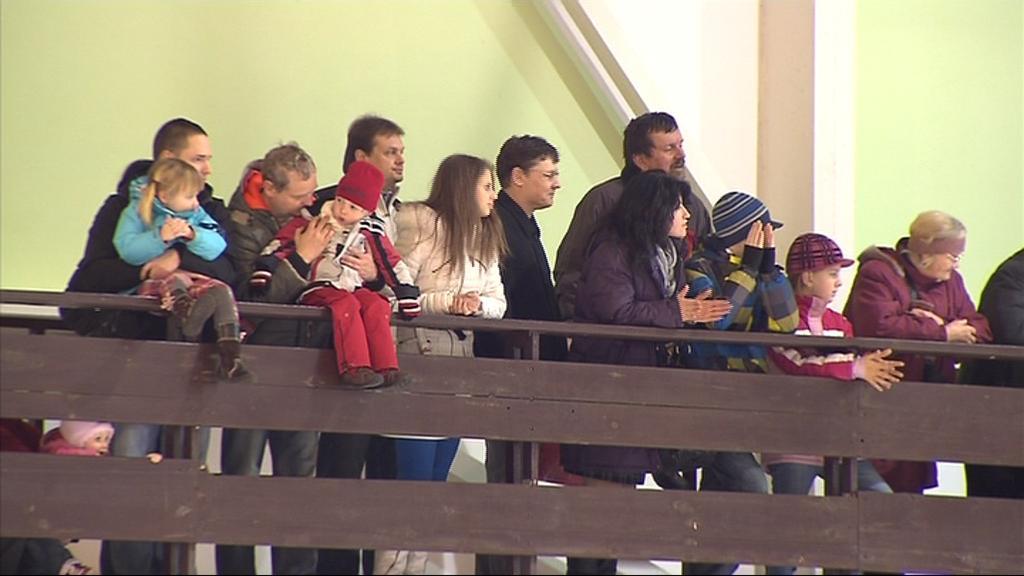 Fanoušci si nenechali ujít setkání s Michalem Březinou
