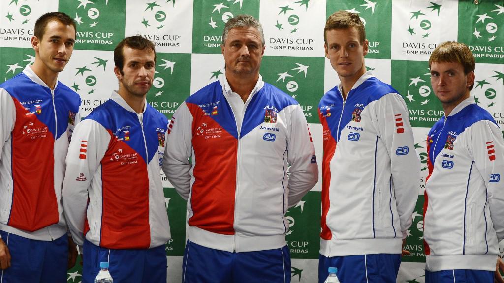 Český daviscupový tým