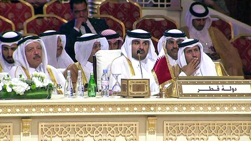 Summit LAS v katarském Dauhá
