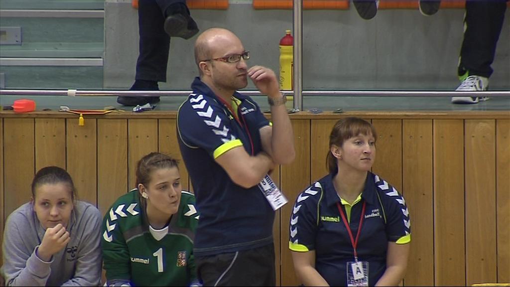 Dorostenecký výběr vede trenér interligového Zlína Jan Salač