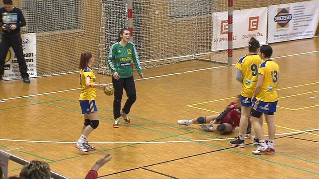Češky se musely až v závěrečném zápase sklonit před Rumunskem