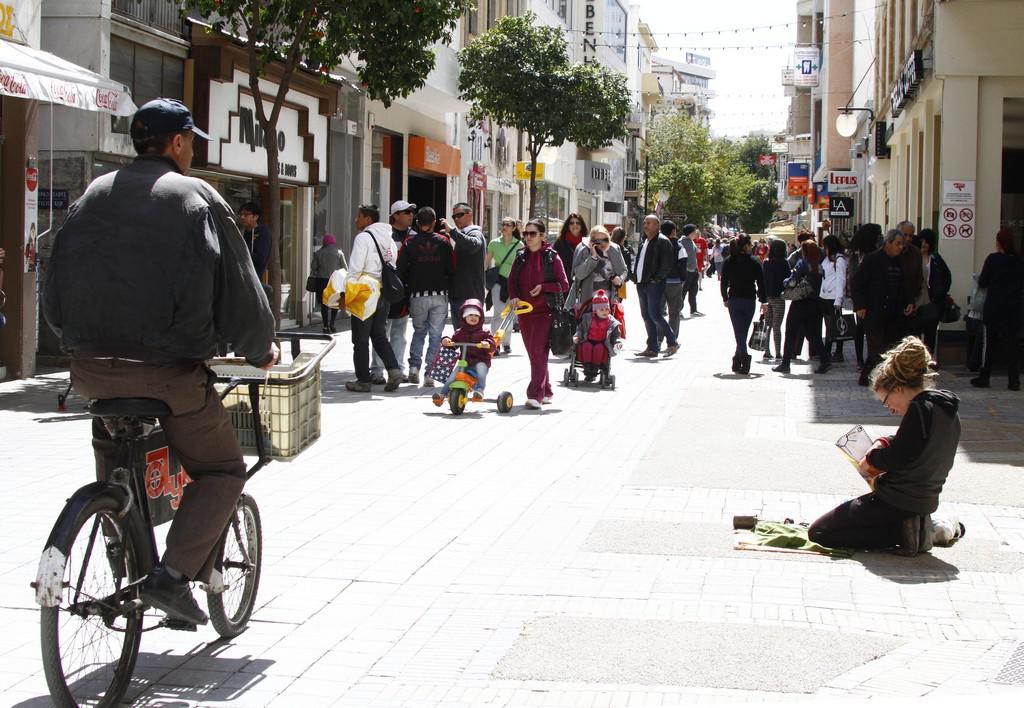 Krize, Kypr
