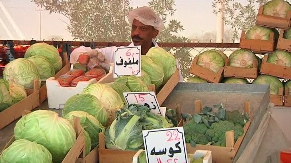 Katarský farmář
