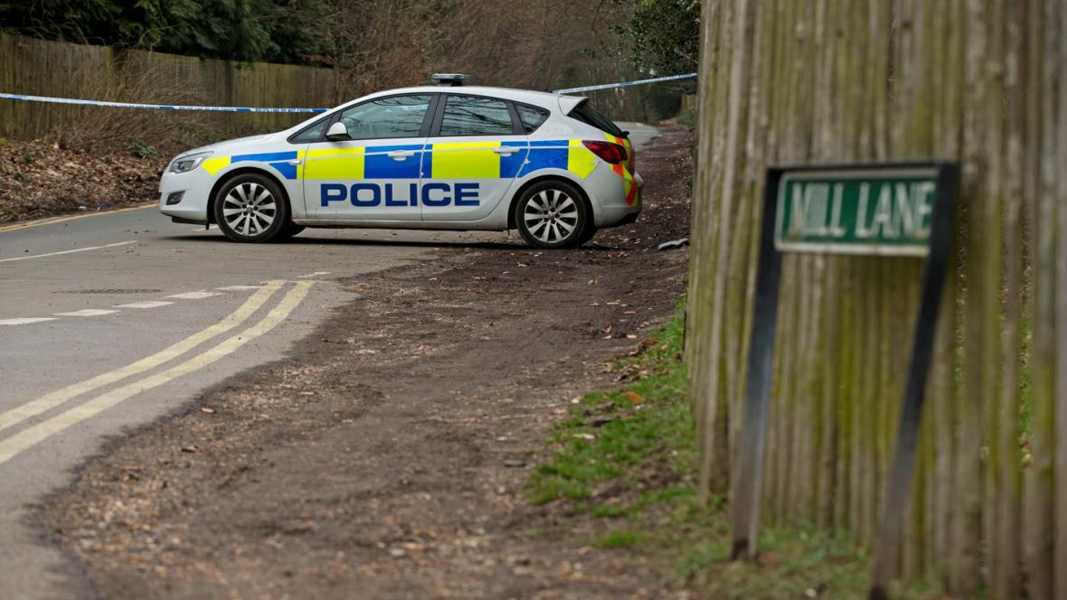 Britská policie uzavřela okolí Berezovského rezidence v Ascotu