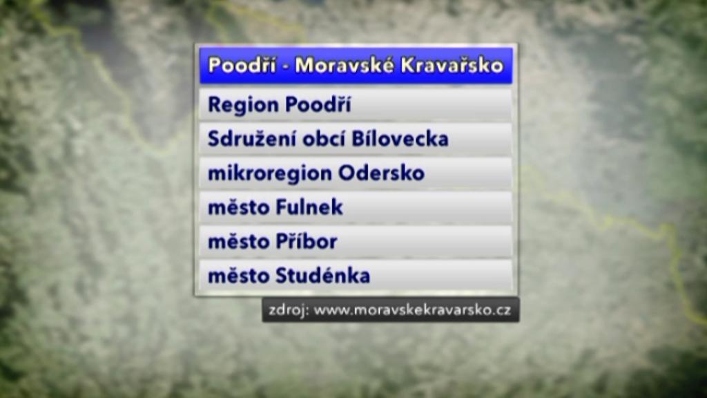 Poodří - Moravské Kravařsko