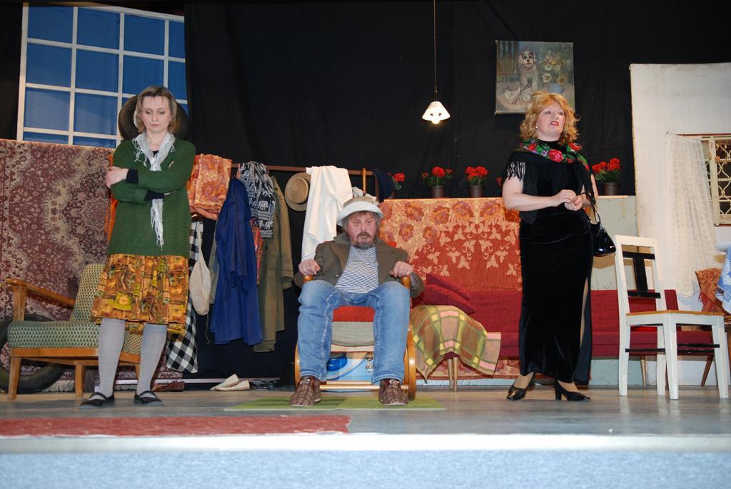 Divadelní představení v Třemošnici